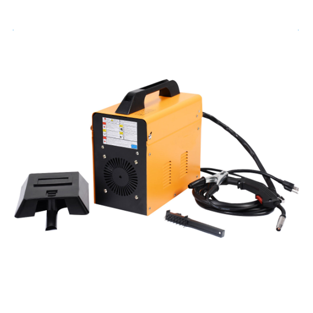 13%2F13026807%2F13026807 3 170512110703 mig 130 electric welder welding machine weld kit 110v with helmet 90 Amp Mig Welder at bakdesigns.co