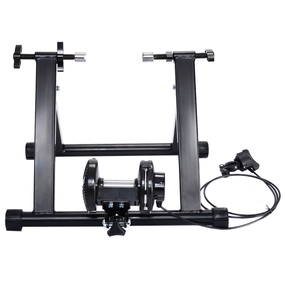 Exercise Bike Portable: Indoor Bike Trainer Portable Exercise Bicycle Magnetic