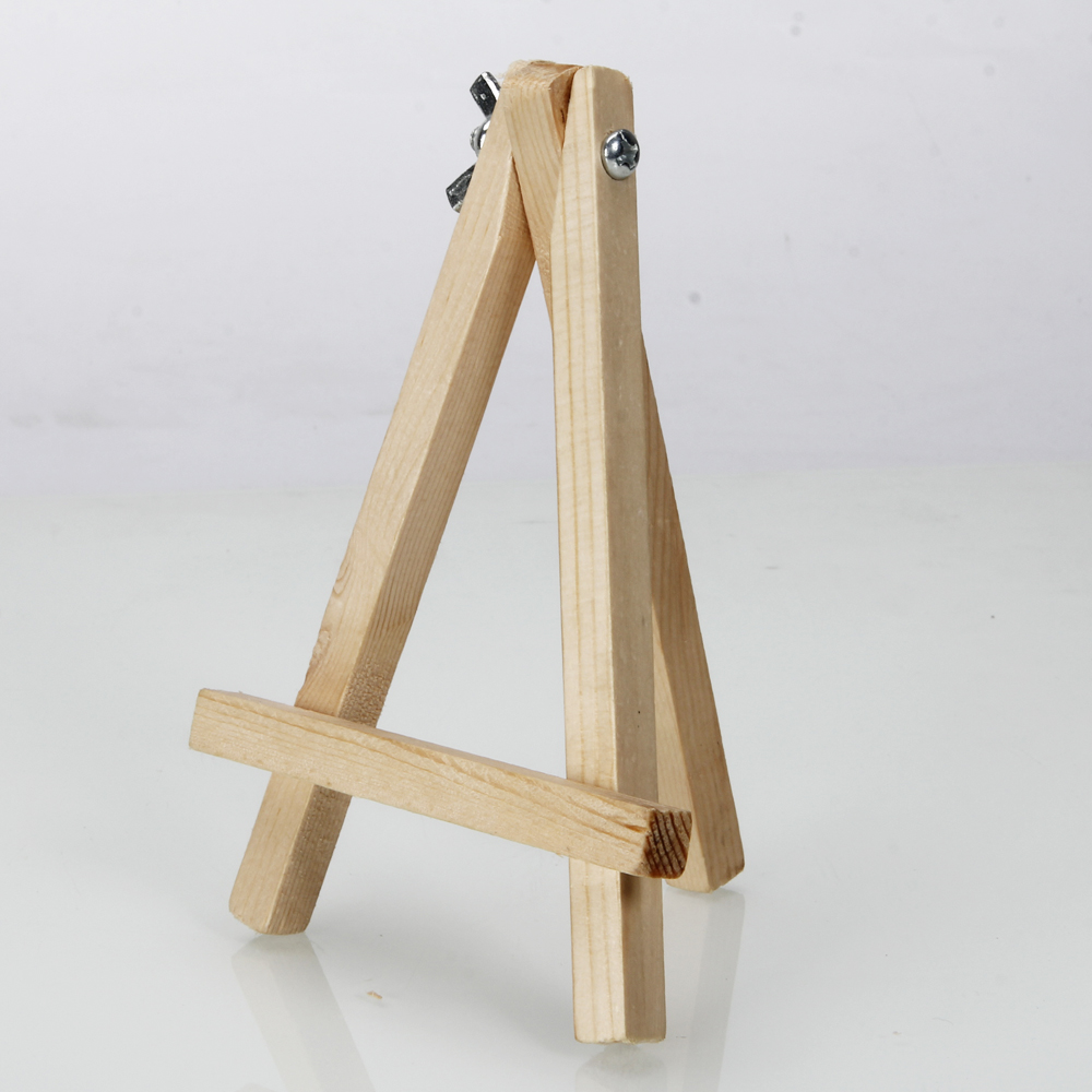 New 5 6 Inch Artist Wood Tripod Easel Suitable For Table