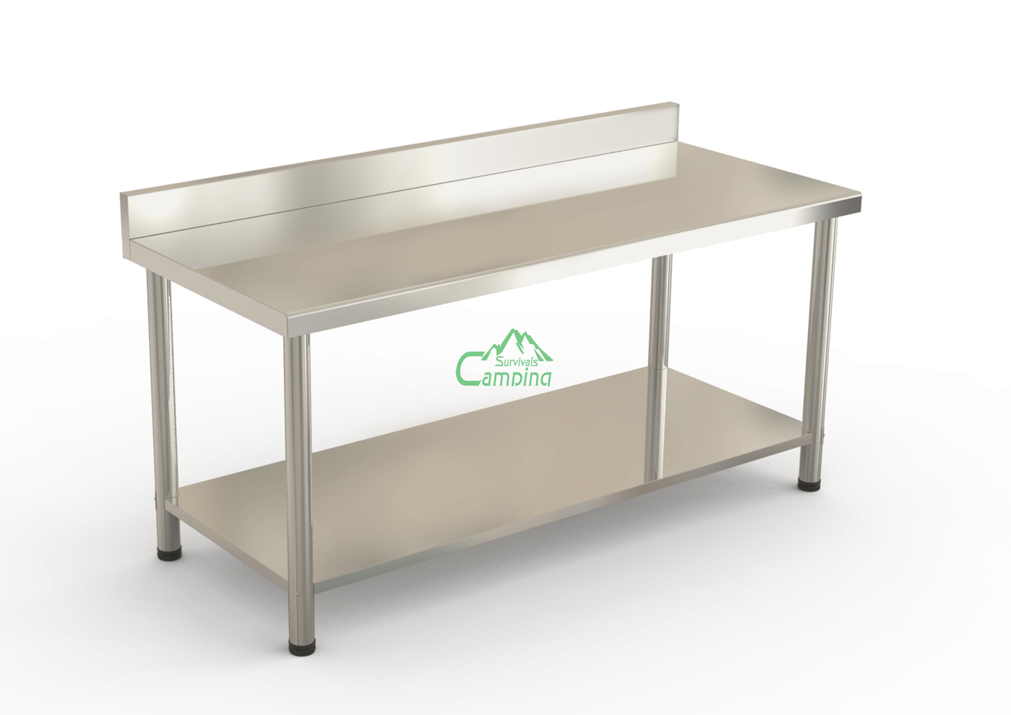 30 X 72 Stainless Steel Work Prep Table Commercial
