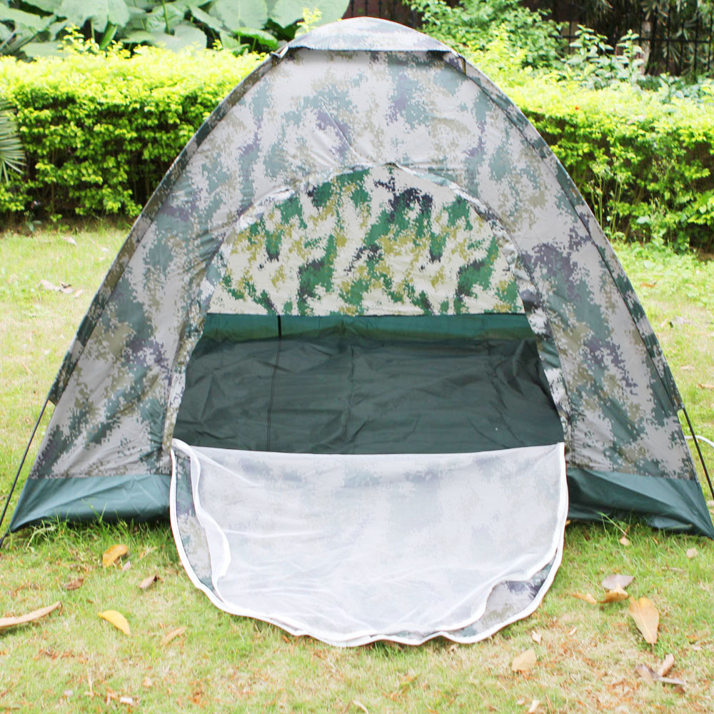 New 4 person Outdoor Camping Waterproof 4 season folding ...