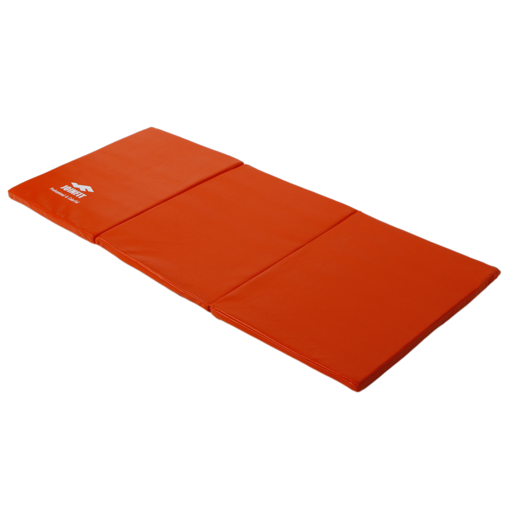 Thick Folding Panel Gymnastics Mat Gym Fitness Exercise