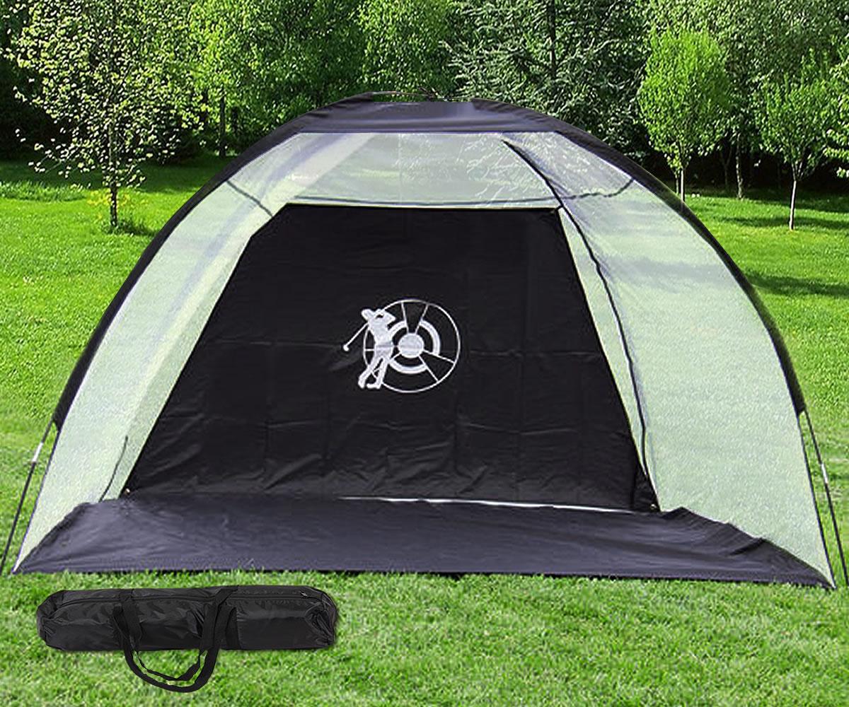 Golf Practice Trainning Net Hitting Cage Indoor Outdoor