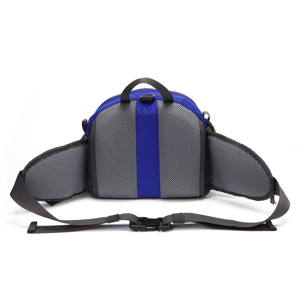 New Unisex Waterproof Travel Fanny Pack Hiking Belt Pouch Backpack Hip Waist Bag Ebay
