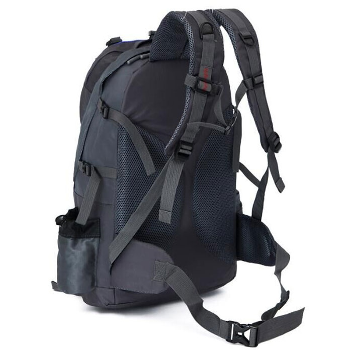 58a599c0e3d1 50L Outdoor Hiking Backpack Hiking Shoulders Bag Travel Waterproof Rucksack