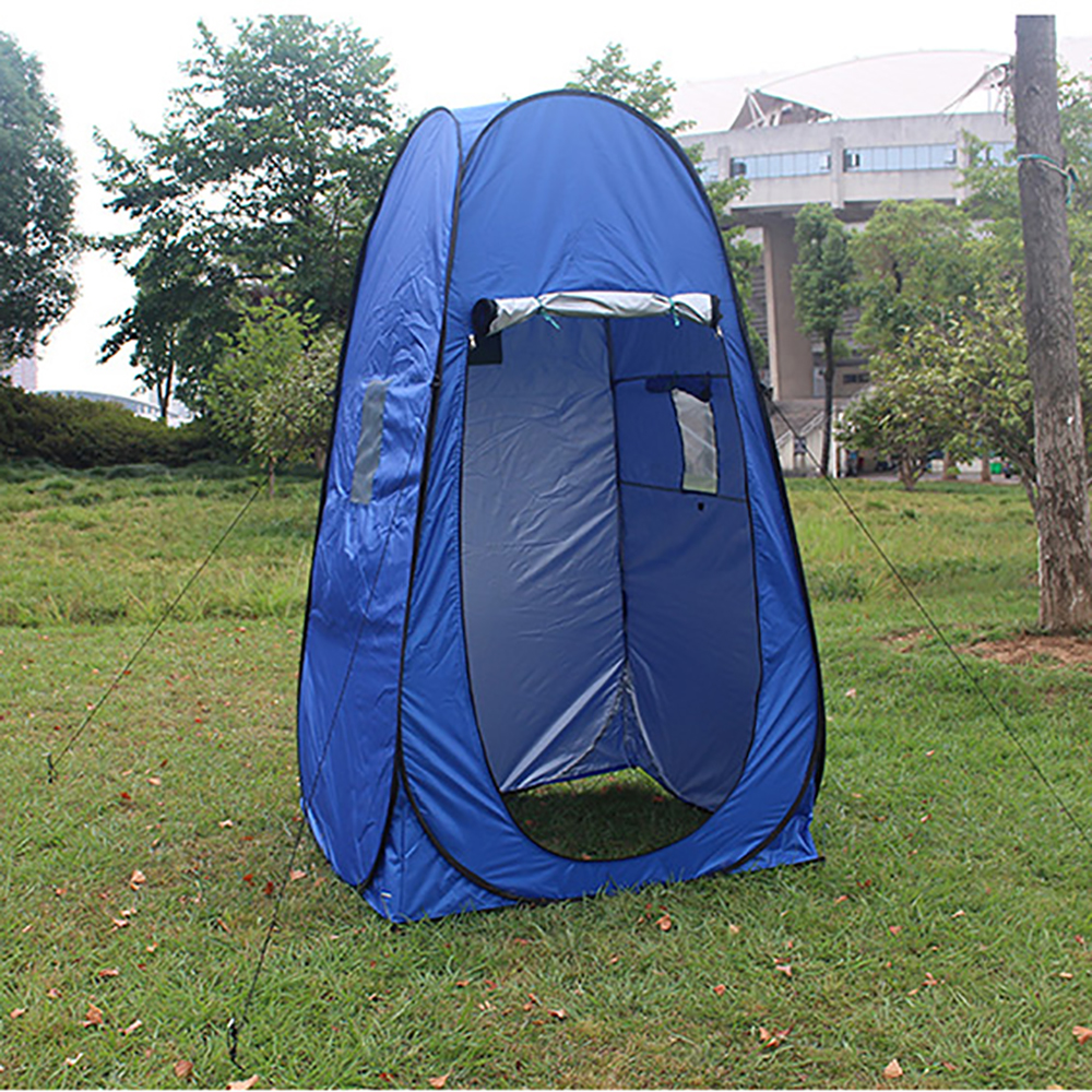 Tall Pop Up Shelter : Portable dressing pop up changing tent camping beach