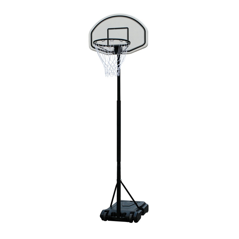 6 7ft Adjustable Height Portable Basketball System Hoop