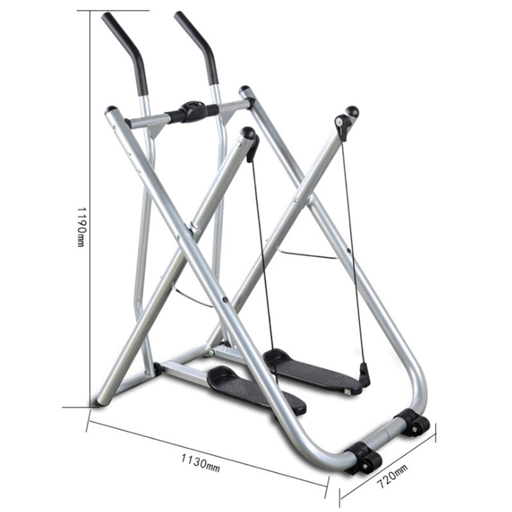 Folding Air Walker Glider Fitness Exercise Machine Workout