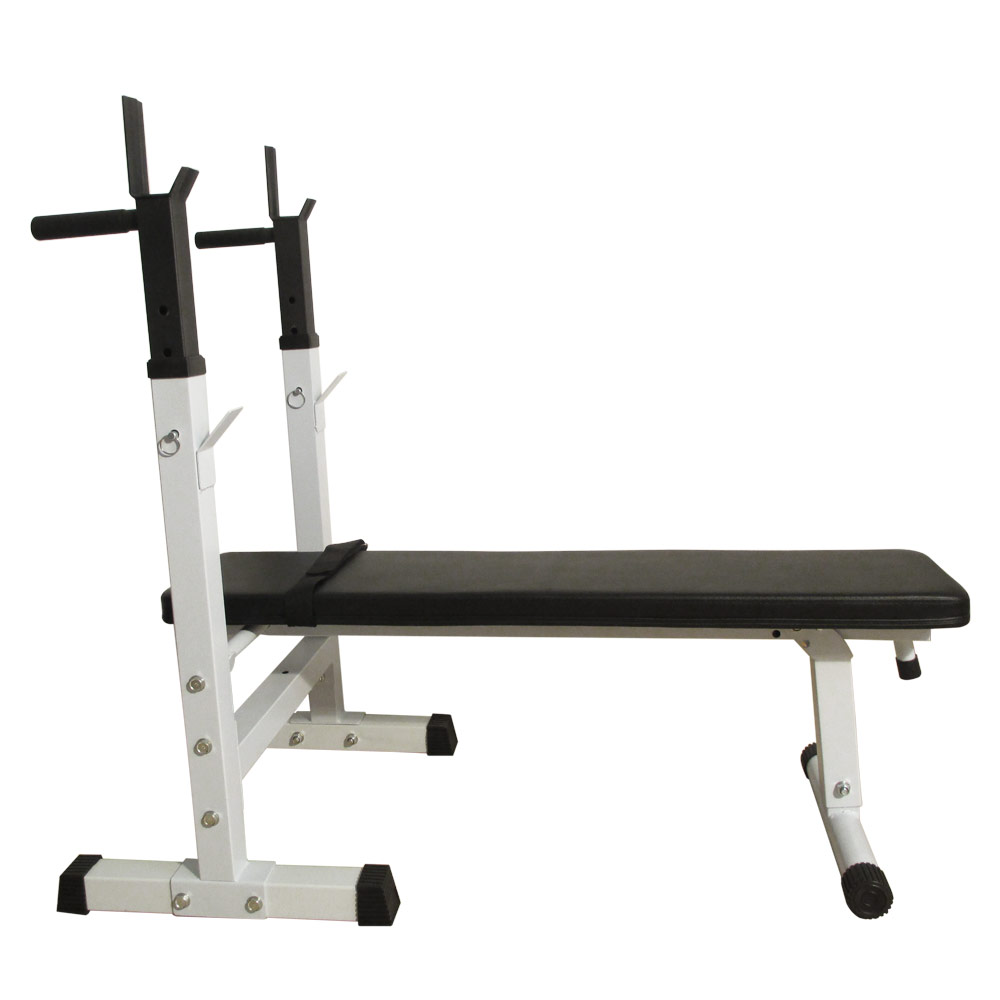 Adjustable Folding Weight Lifting Flat Incline Bench Fitness Workout New Ebay