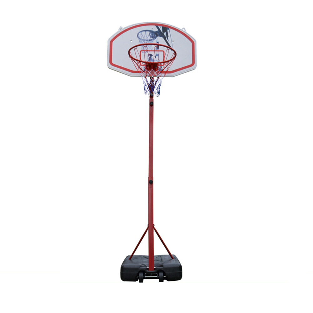 Adjustable 8 5ft Basketball Hoop System Stand Net Goal W