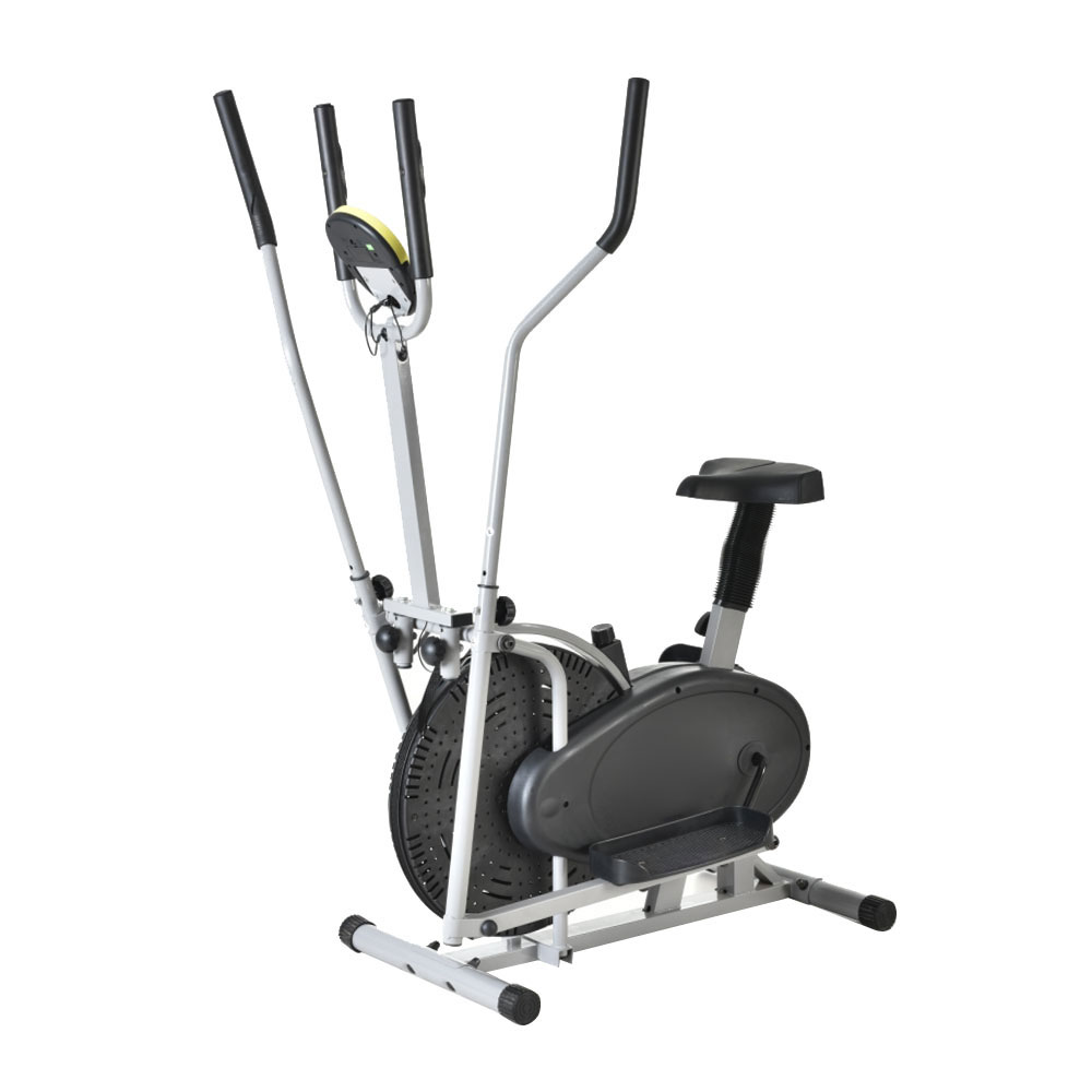 Elliptical Bike 2 In 1 Cardio Fitness Machine Workout
