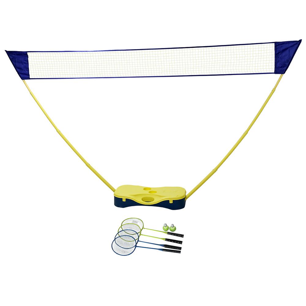 portable badminton set outdoor badminton net courts recreational