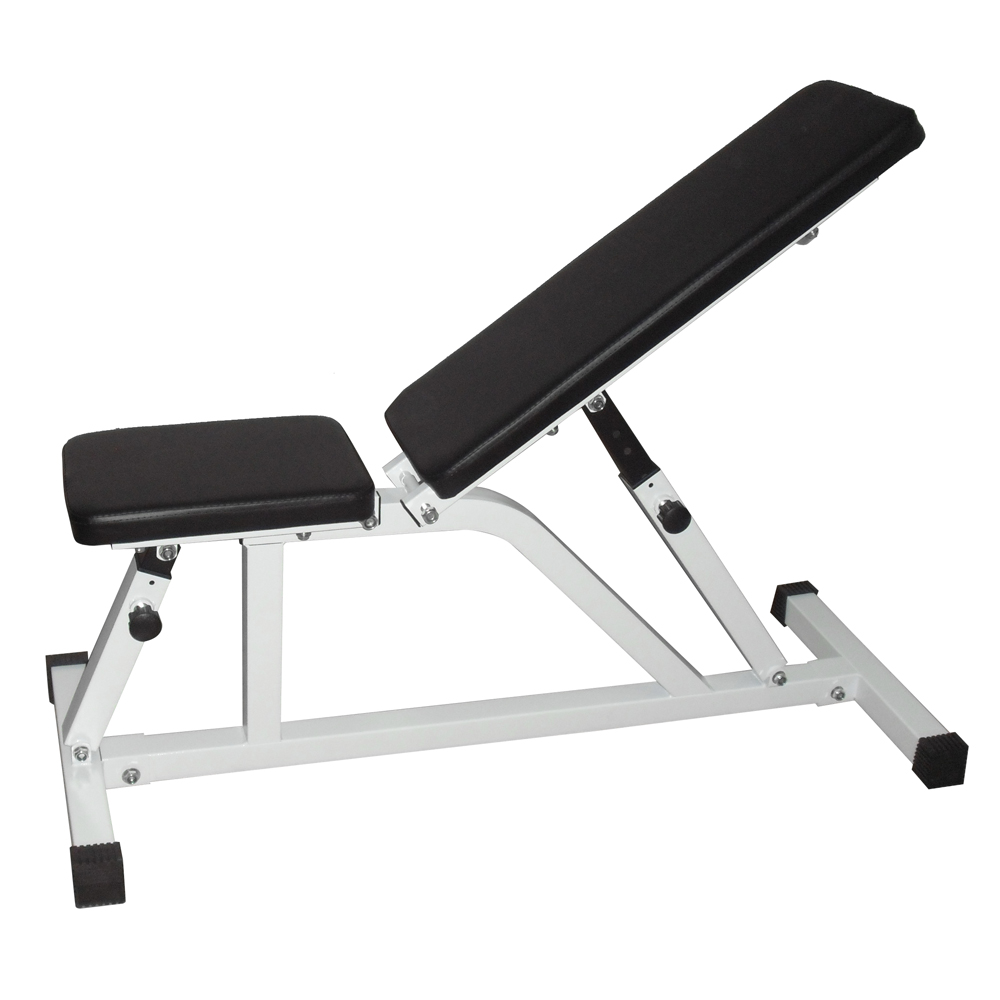 New adjustable position weight bench incline decline home gym