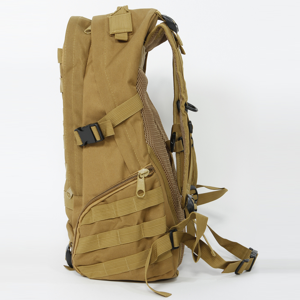 Outdoor molle military tactical rucksack backpack camping for Outdoor rucksack