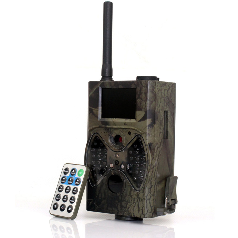 16mp 1080p hd hunting trail camera video scouting infrared for Camera email