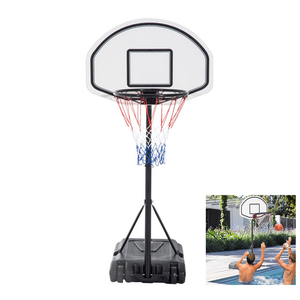 Pool Basketball Hoop Goal Net Games Sports Backboard Poolside Swimming Water New Auctions Buy