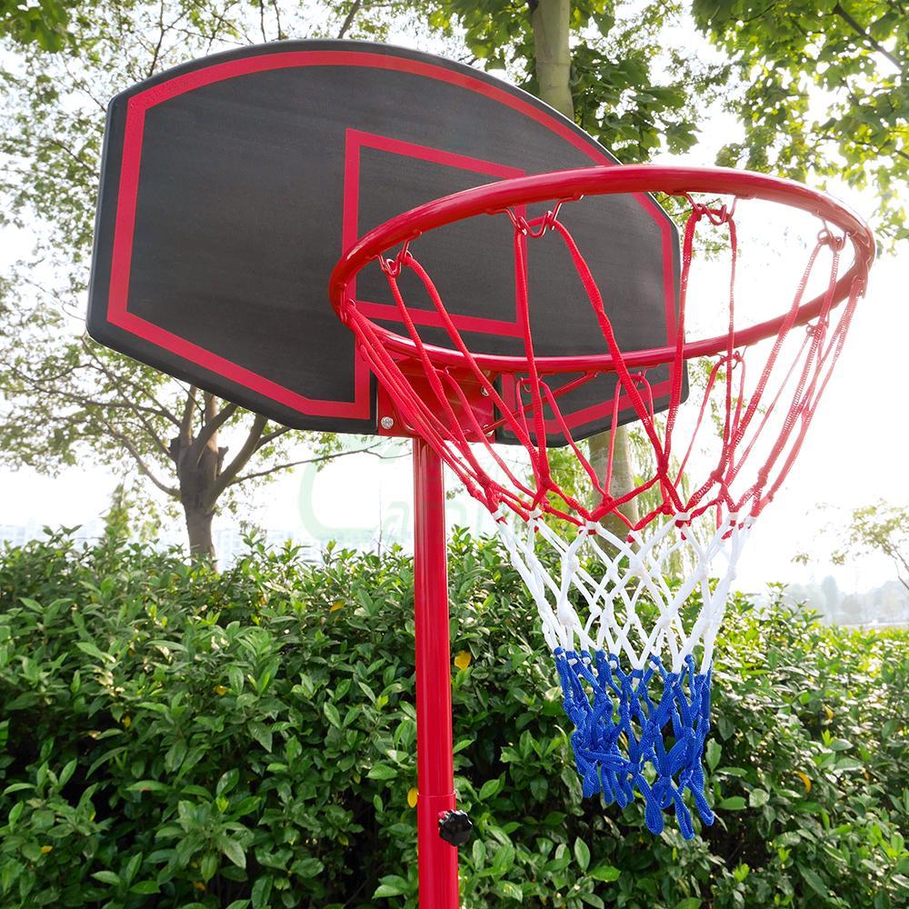 Portable Hoop Backboard Youth Basketball Court Goal Hoop Pool Indoor Adjustable Ebay
