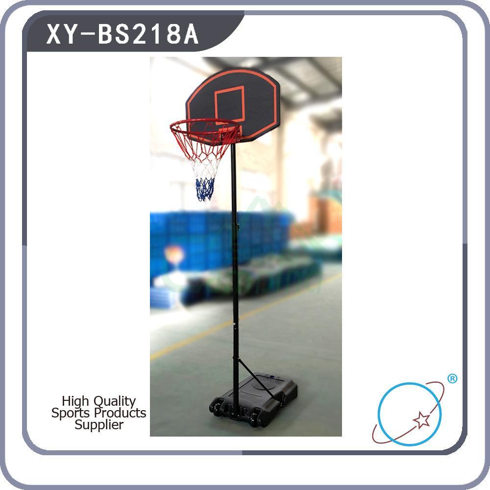 Portable Basketball Floor : Portable hoop backboard youth basketball court goal