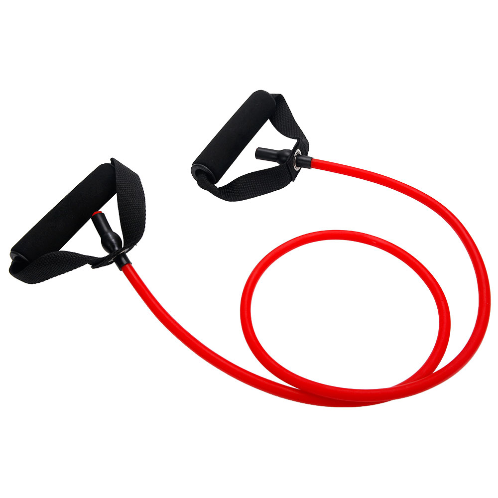 5 Pieces High Quality Resistance Bands Set Home Fitness