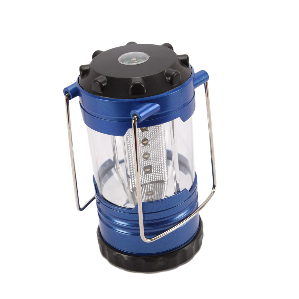 camping lantern bivouac hiking camping light 12 led lamp portable with compass ebay. Black Bedroom Furniture Sets. Home Design Ideas